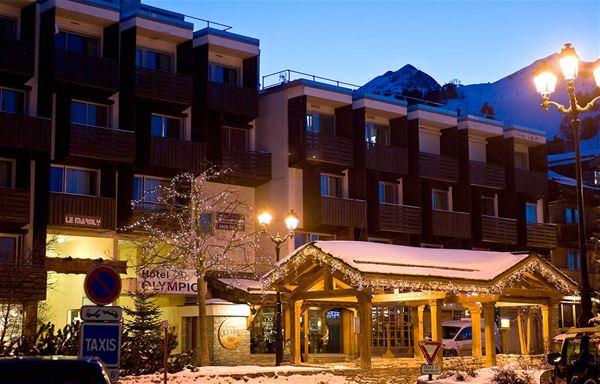 HOTEL L'OLYMPIC