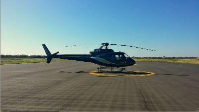 Survols en hélicoptère de Montpellier & la région