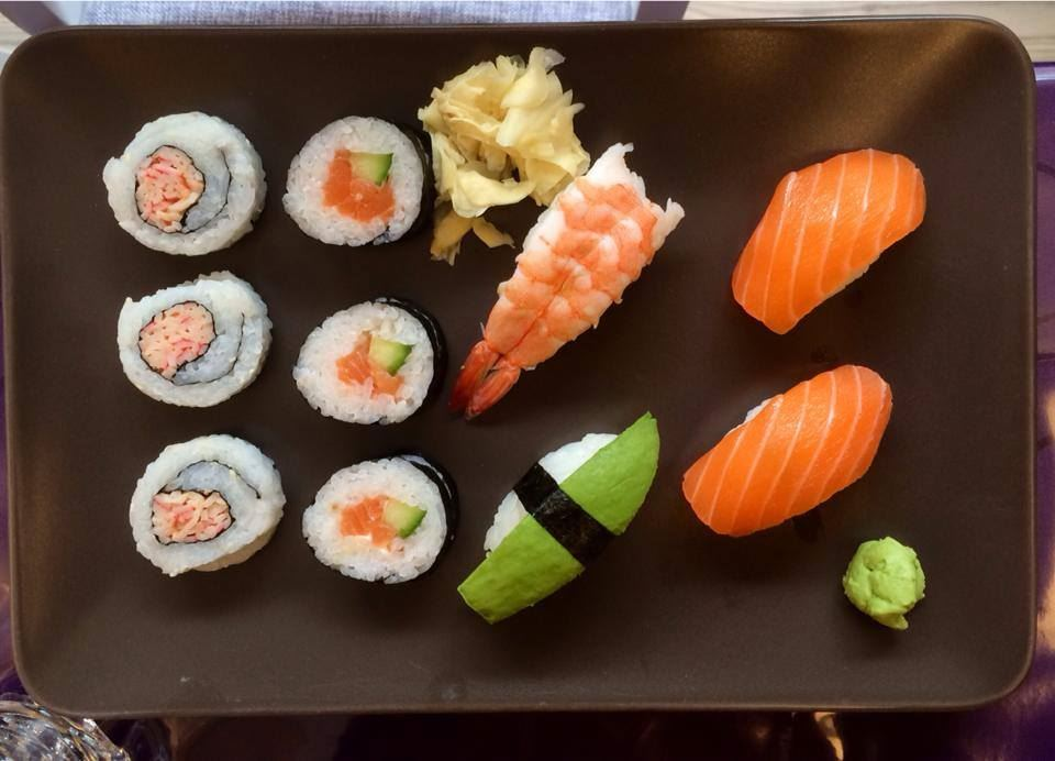Wong sushi