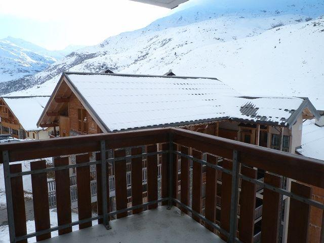 3 Rooms 5 Pers ski-in ski-out / SKI SOLEIL 2401