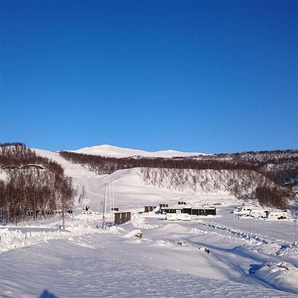 Fjällforsen camping site