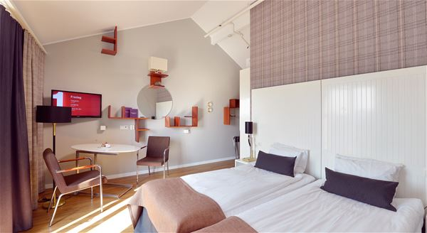 Clarion Collection Hotel Packhuset