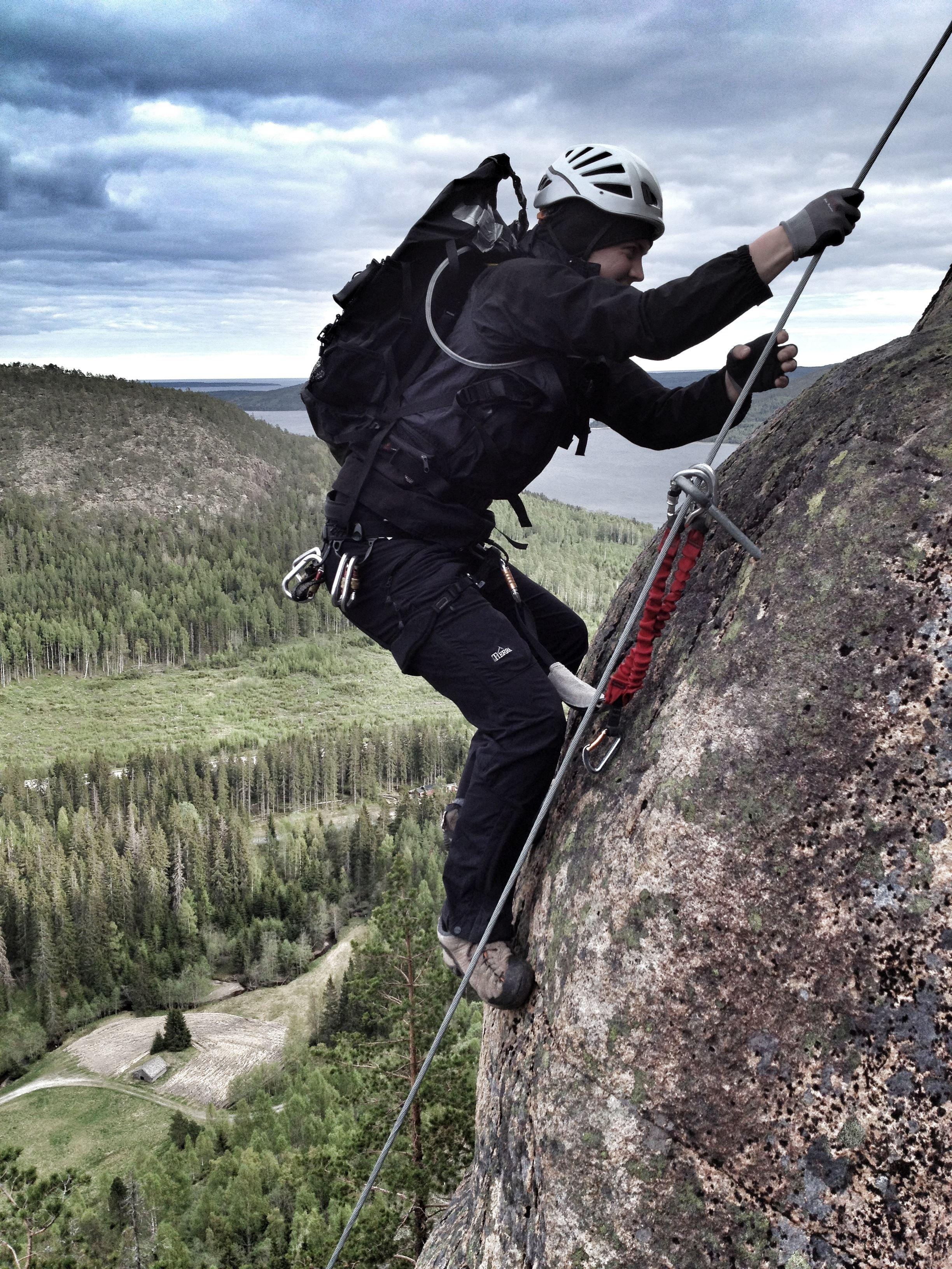 Via Ferrata - Climbing for everyone - Four routes of varying difficulty