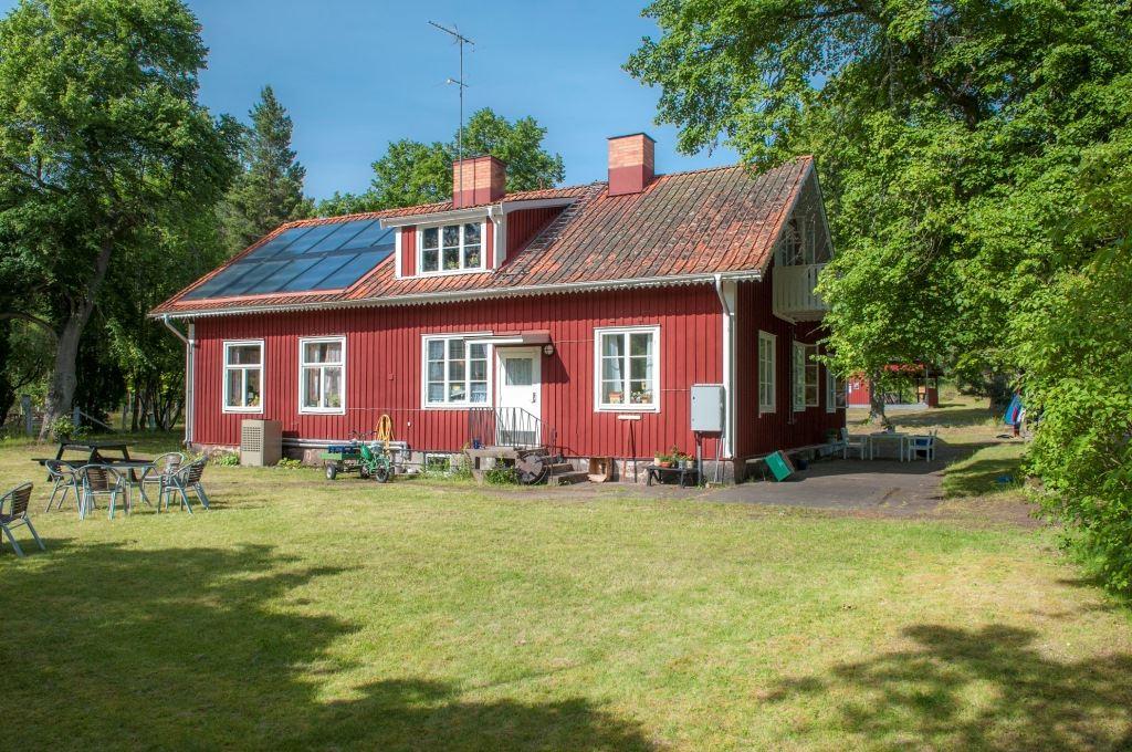 Hasselö vandrarhem i skärgården, Västervik