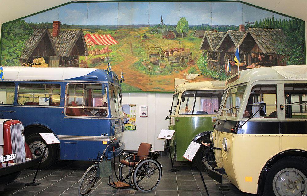 Motor café in Torpa