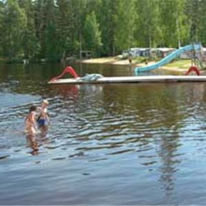 Foto från http://www.medskogssjon.se/, Medskogssjöns Camping