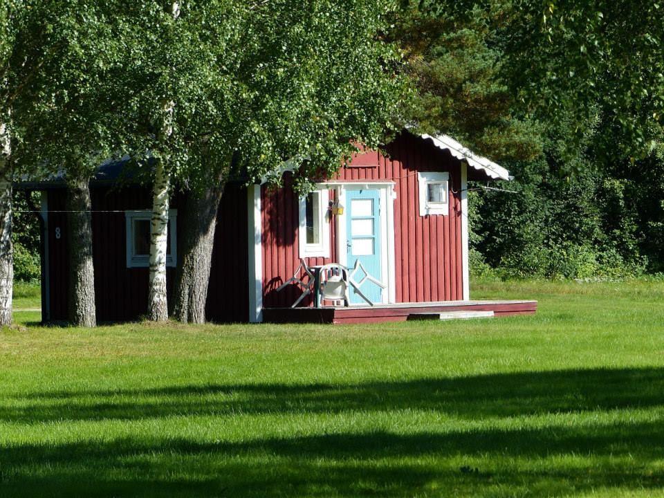 Björkebo Camping/Stugor