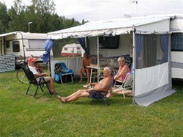 Delsbo Camping