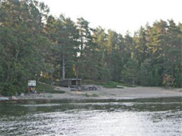 Tunaolmen, Klubbviken