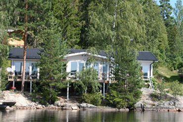 Hus i Sjörgrå