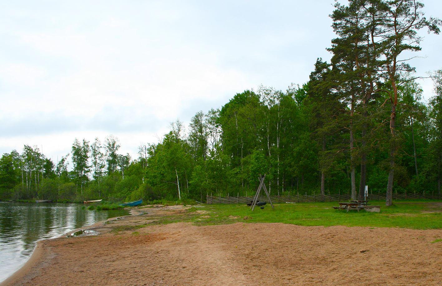 Bathing-place Agunnaryd