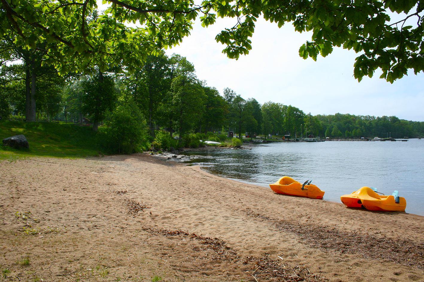 Bathing-place Bolmsö