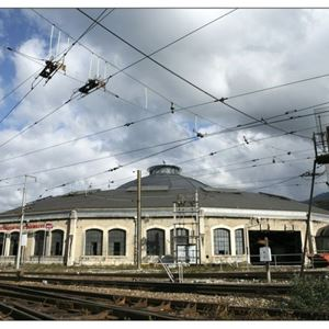 La Rotonde SNCF - Visite guidée