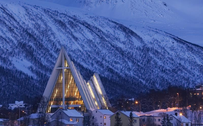 The Arctic Cathedral