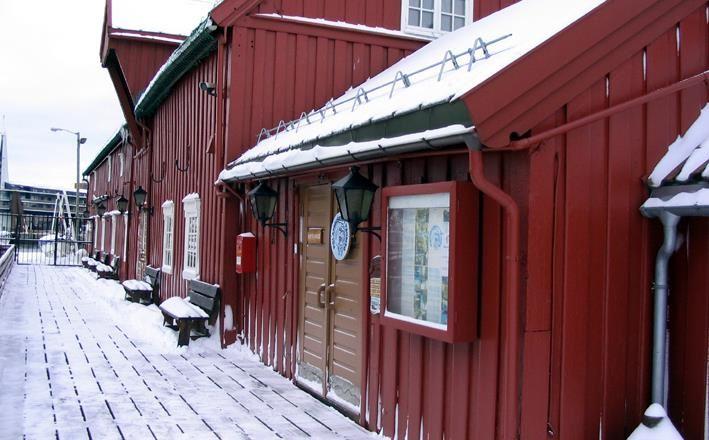 Polarmuseet i Tromsø