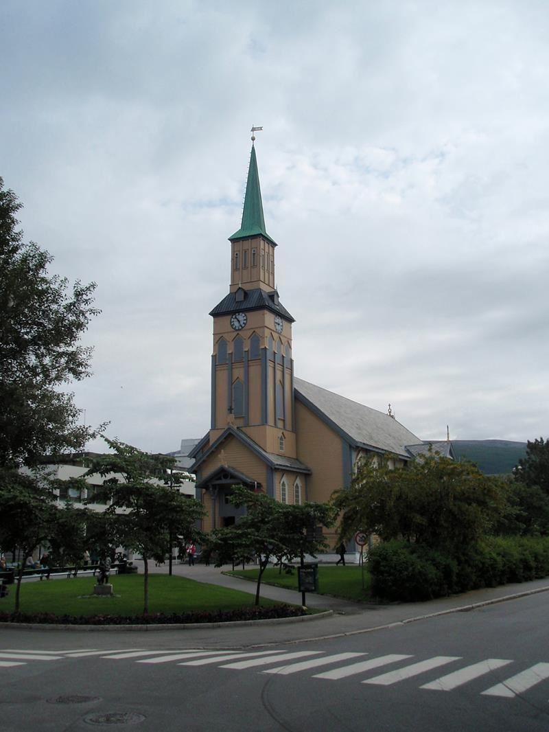 © Tromsø Domkirke, Tromsø Lutheran Cathedral
