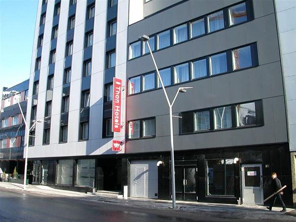 © Thon Hotel Polar, Thon Hotel Polar ist in Tromsø