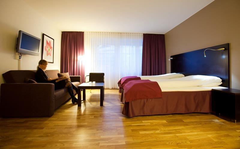 © Thon Hotel Polar, Thon Hotel Polar verfügt über 130 gemütliche Zimmer