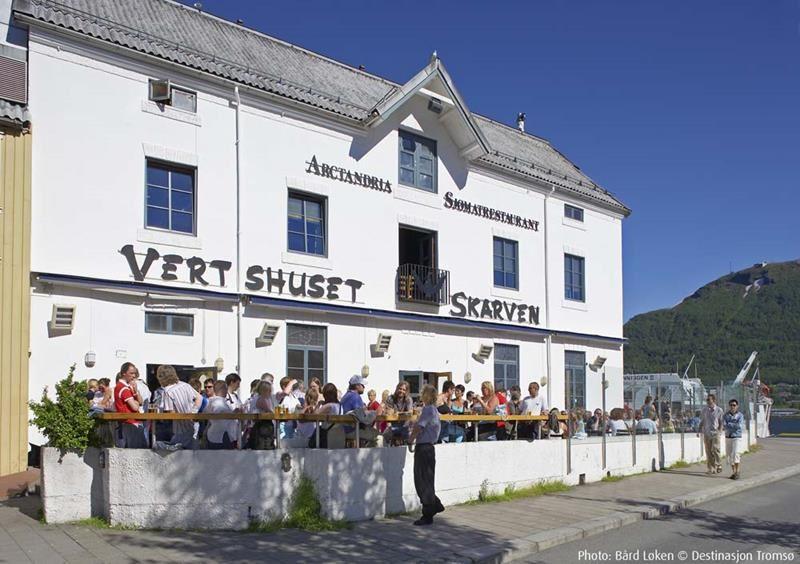 © Skarven, Arctandria, Sjømatrestauranten