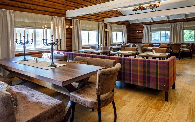Vollan Gjestestue - Kafé & Restaurant