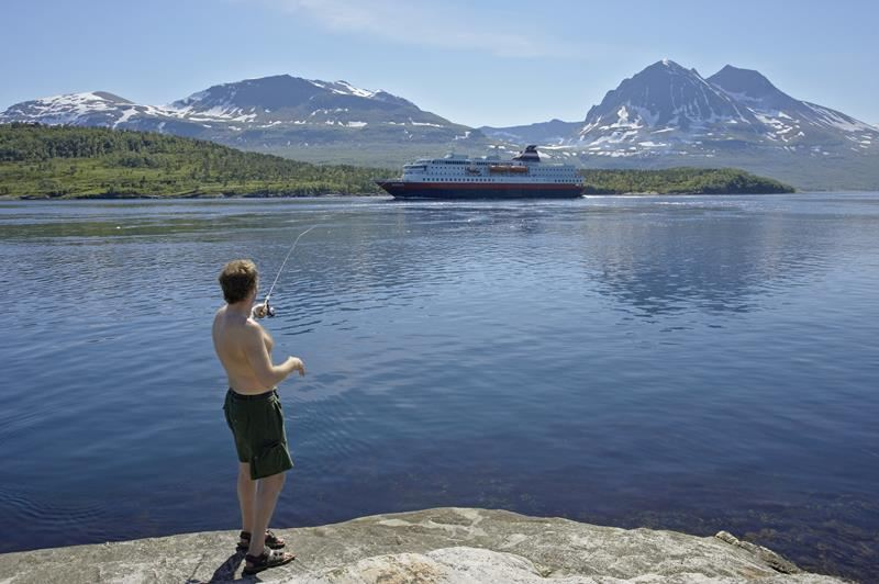 © Bård Løken (c) Visit Tromsø, Hella - utfartssted