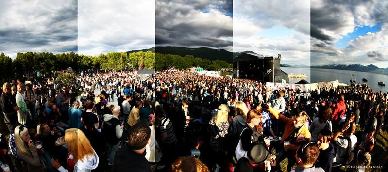 © Buktafestivalen, Bukta Tromsø Open Air Festival