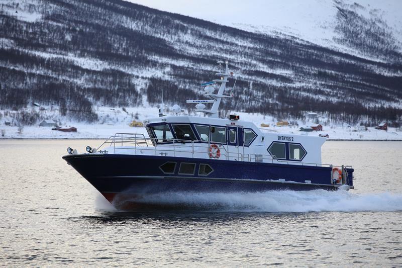 © Sjøtransport, Øyskyss II (33 pers.)