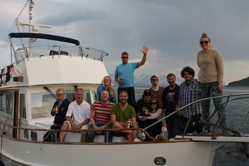 © Hoel Sjøtransport, Boat- and Fishing Tours with Hoel Sjøtransport