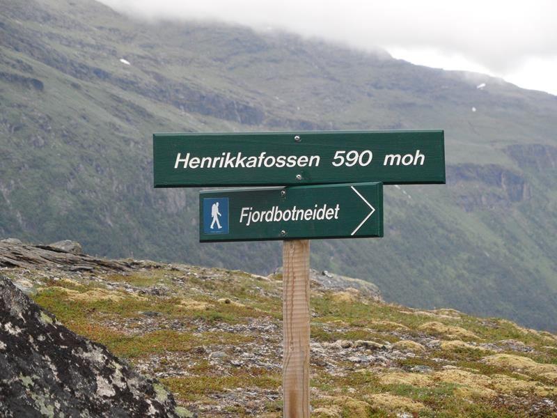 Hiking and walking - Fjellkysten