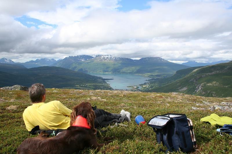 Vandring og fotturer - Fjellkysten
