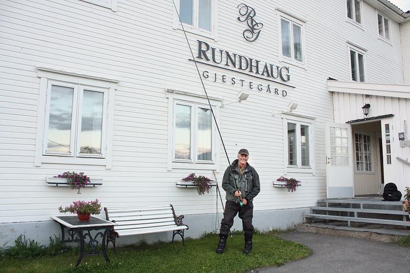 Laksefiske i Målselva - Rundhaug Gjestegård