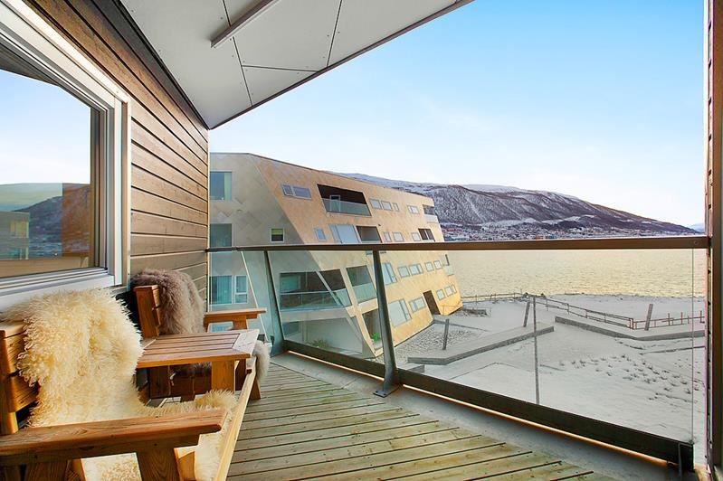 Tromsø Apartments - Hjalmar Johansens gate 304
