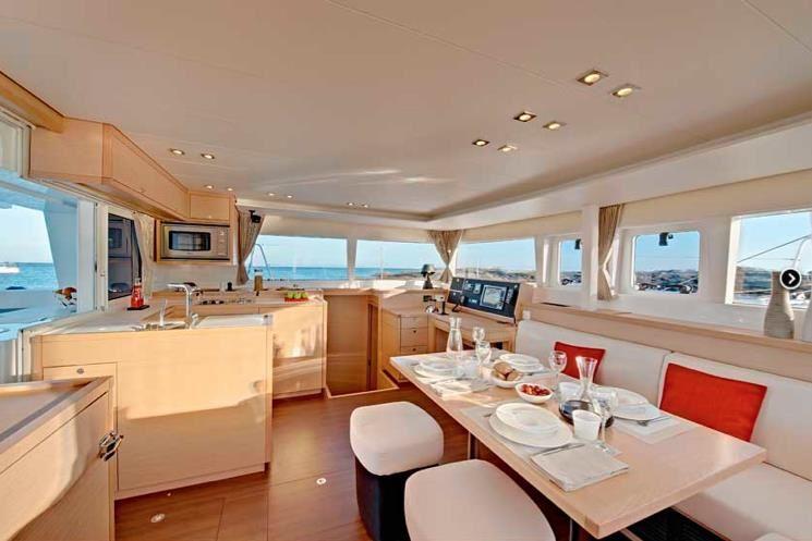 Lagoon 450 eksklusiv seilkatamaran - Arctic Cruise In Norway