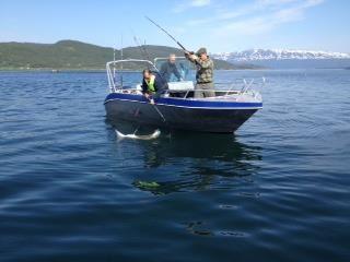Utleie av båter - Larseng Kystferie
