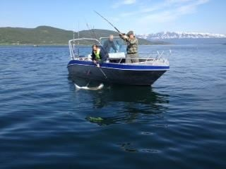 Rent of boats - Larseng Kystferie