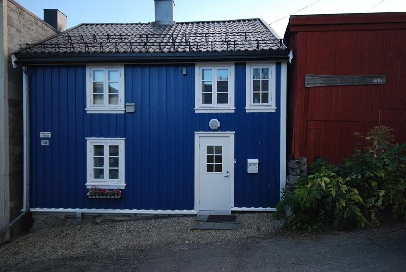 Tromsø Apartments - Nordre Tollbodgate 11A