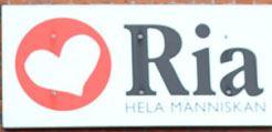 Hela människan, RIA-center Second Hand