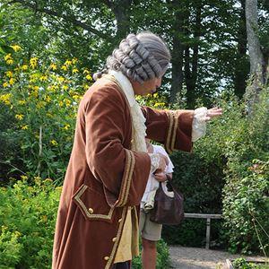 Helgmålsbön på Linnés Råshult