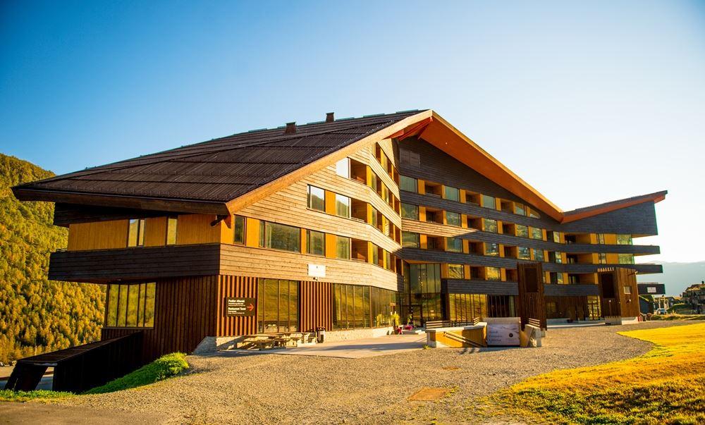 1. Myrkdalen Hotel