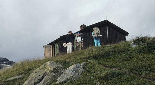 STF Kårsavagge Fjällstuga