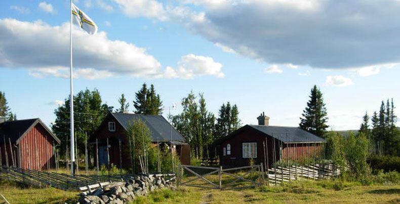 STF Arådalen Fjällstuga