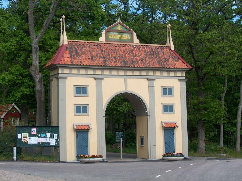 Nostalgi Day in Wämöparken