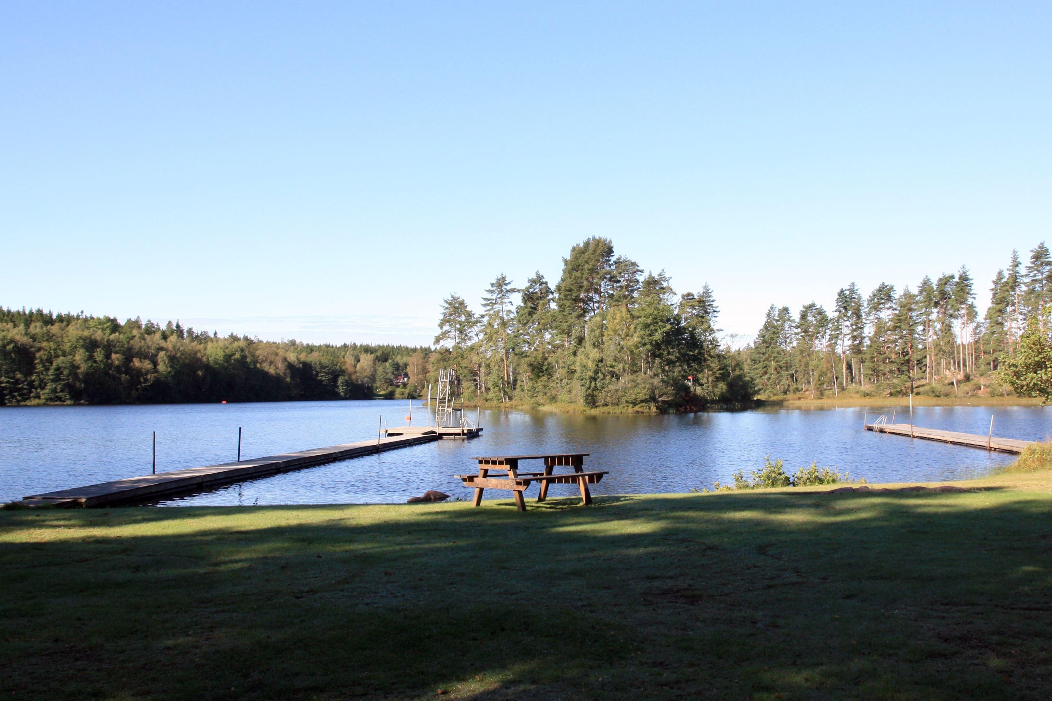 Lake - Bredasjön