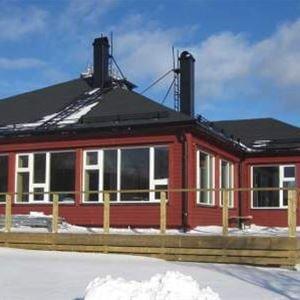 STF Stensdalen Fjällstuga