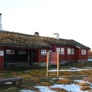 Trondhjems Turistforening, Sylmassivet (norska sidan) - DNT Storerikvolen