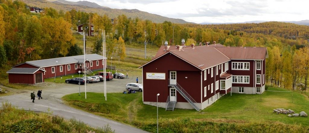 STF Hemavan Mountain station