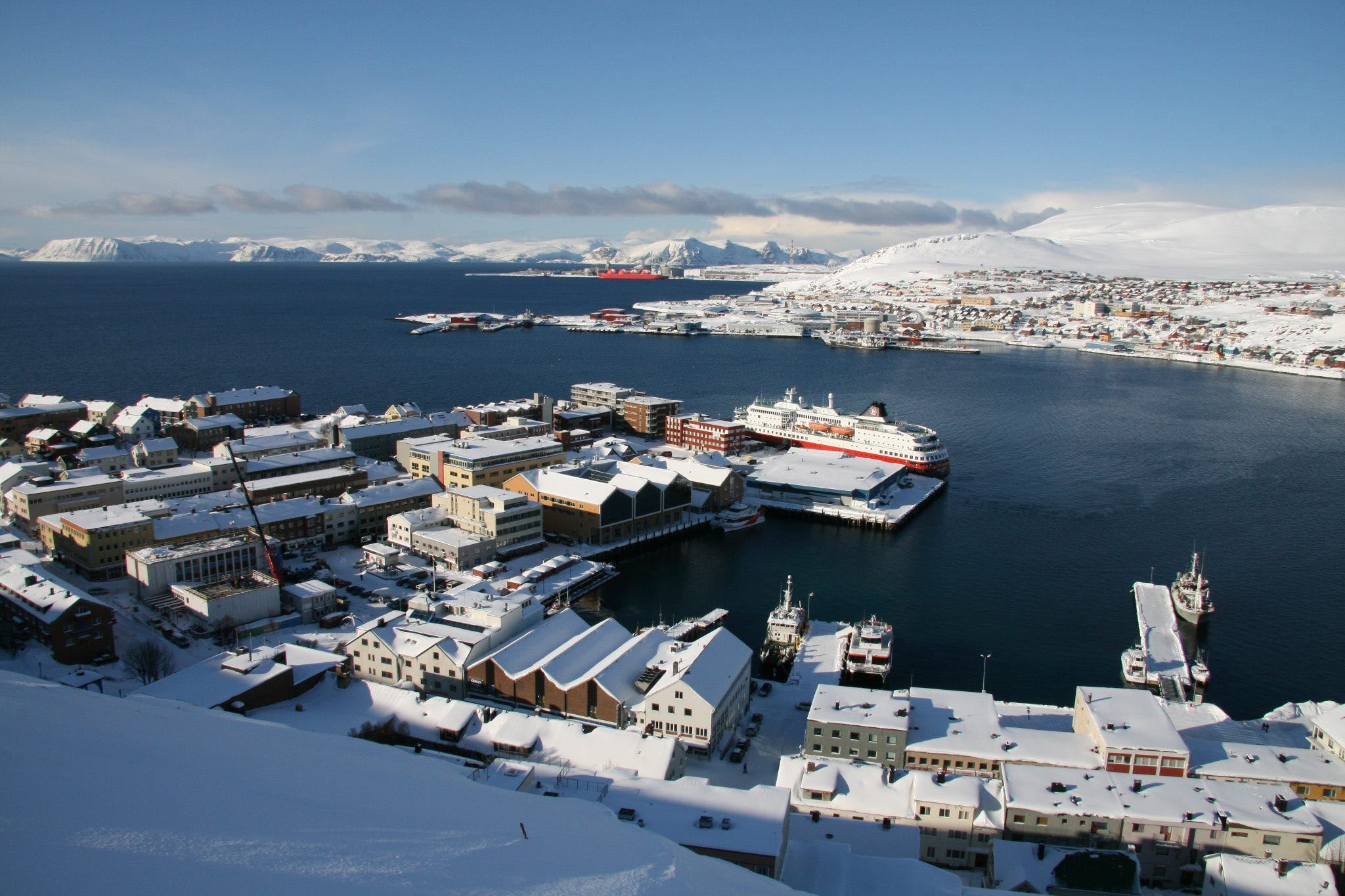 BHansen,  © BHansen, 4 Days – VIP Sailing From Tromsø to Hammerfest - Arctic Cruise in Norway
