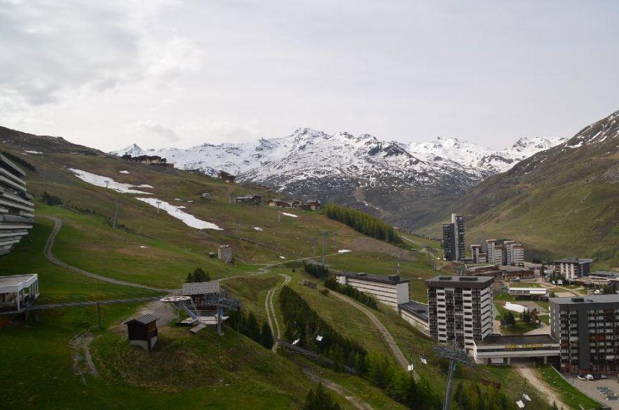 Studio 3 Pers skis aux pieds / CHERFERIE 805