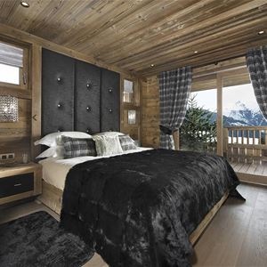 6 rooms 10 people / CHALET S (Mountain of Exception)