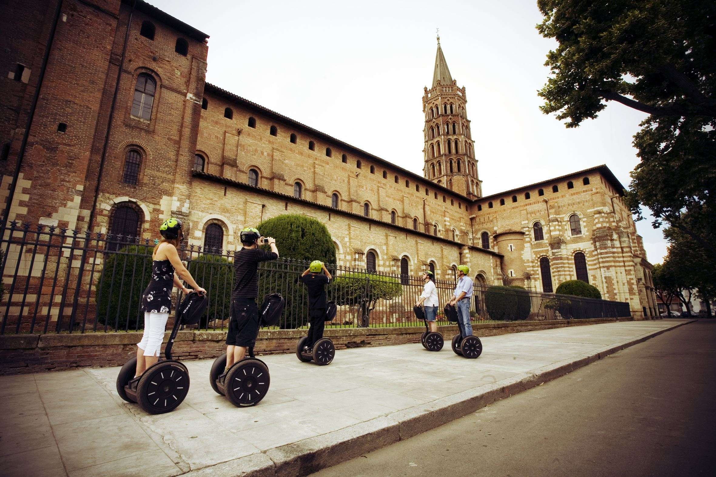 Book your Segway experience